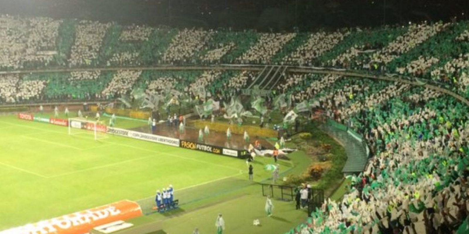 Foto:Tomado del Twitter oficial de Atlético Nacional, @nacionaloficial