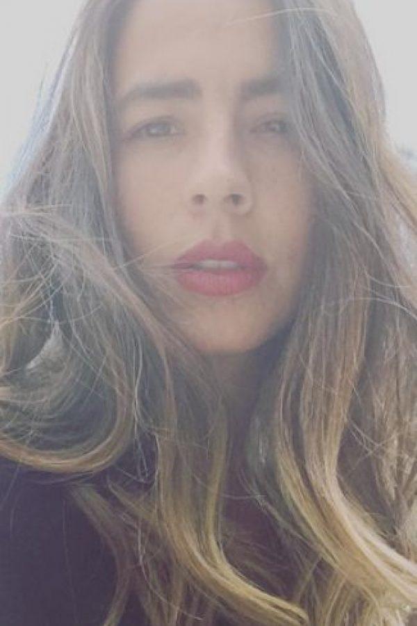 Carla Giraldo se dio a conocer con su papel de 'Lolita' (niña). Foto:https://www.instagram.com/carlagiraldo/