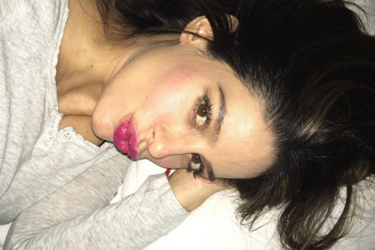 Manuela González fue 'Lolita' (grande). Foto:https://www.instagram.com/lamuelagonzalez/
