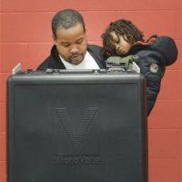 Primarias en Indiana Foto:AP