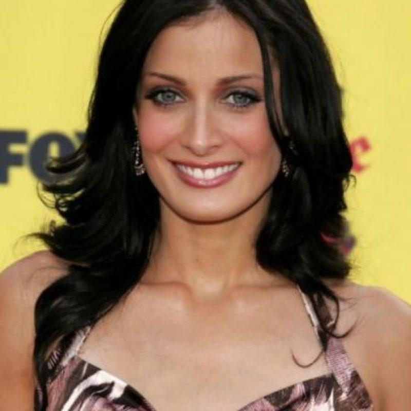 Fue la segunda esposa del salsero. Su romance duró de 2000 a 2004. Foto:Getty Images
