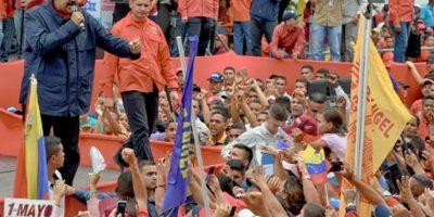 Venezuela quiere revocar a Maduro Foto:AFP