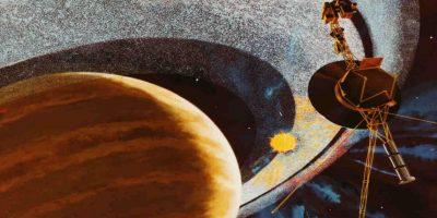 También es el objeto humano más grande del espacio exterior. Foto:Getty Images