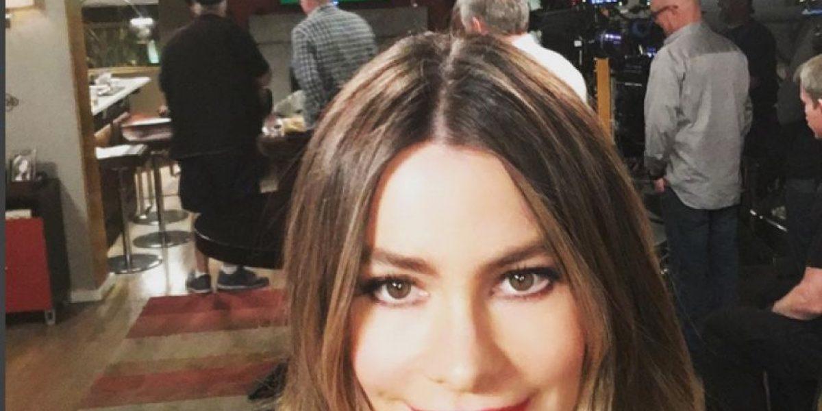 Sofía Vergara molesta con los medios de comunicación