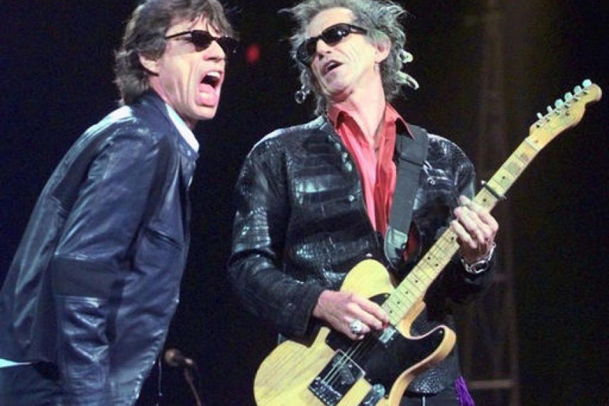 Los miembros originales eran Brian Jones, Mick Jagger, Keith Richards, Bill Wyman, Ian Stewart y Charlie Watts. Foto:AP