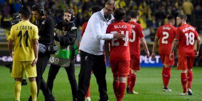 El ganador se enfrentará en la final al vencedor del duelo entre Sevilla y Shakhtar Donetsk Foto:Getty Images