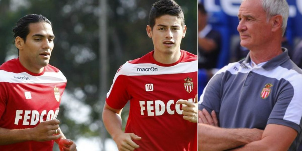 Colombia no quería a Ranieri por decisiones sobre Falcao y James