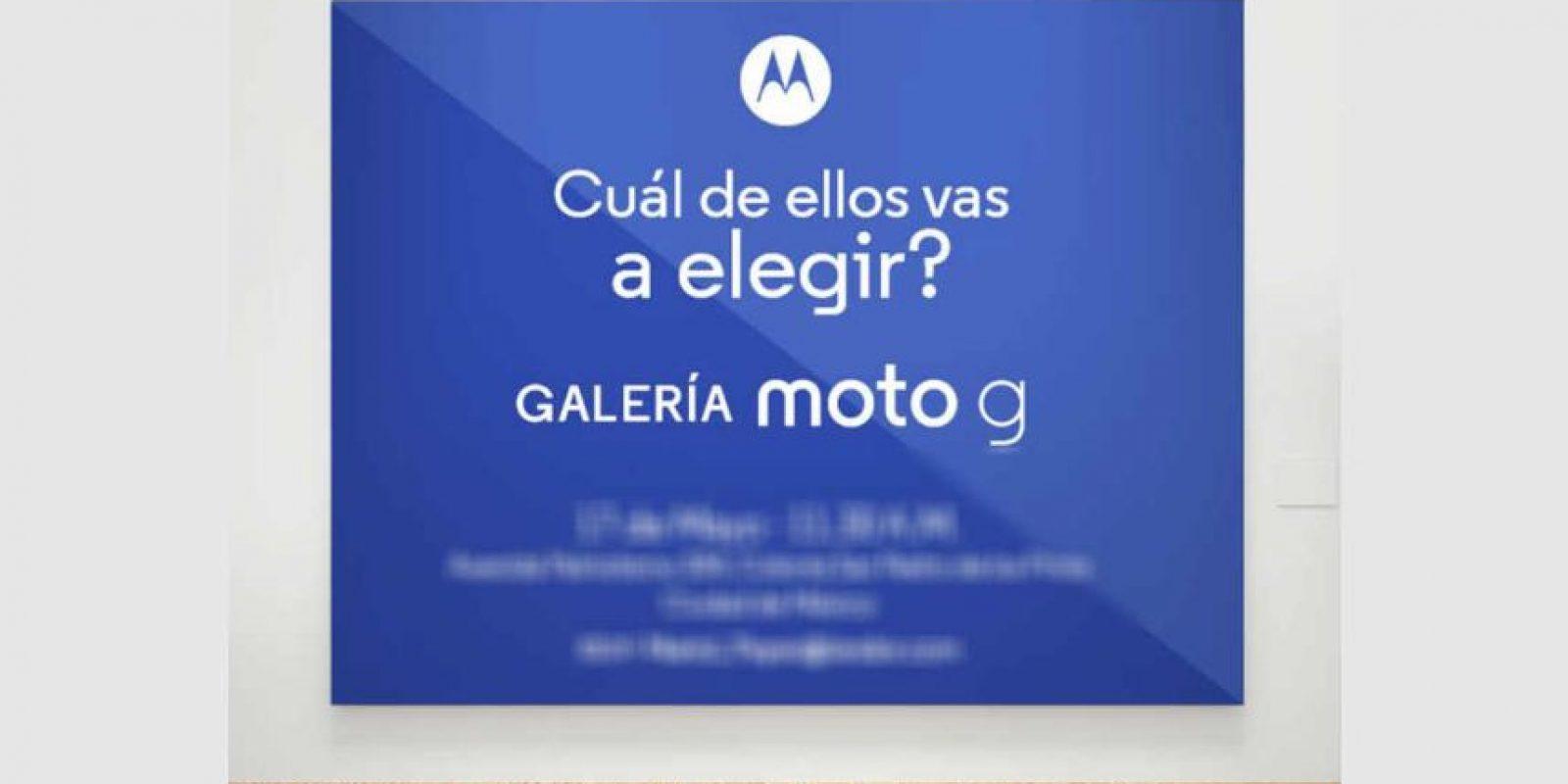 Motorola ha anunciado el lanzamiento del Moto G 4. Foto:Motorola