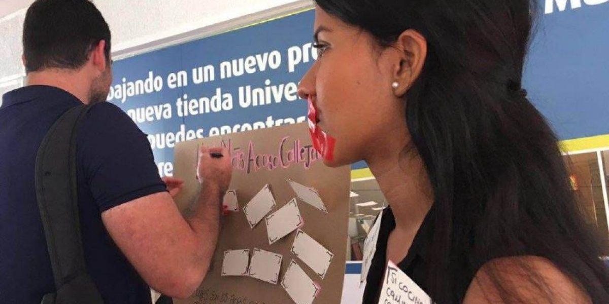 Barranquilleras contra el acoso callejero lideran campaña