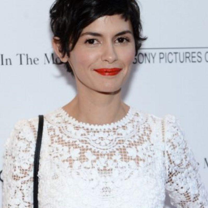 """También conocida por interpretar a Coco Chanel en """"Coco antes de Chanel"""". Foto:vía Getty Images"""