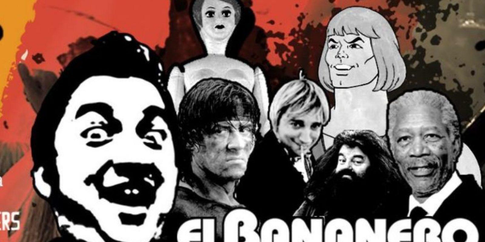 """También el """"Kit McGyver para arreglar tu patética vida"""". Foto:vía Facebook/El Bananero"""