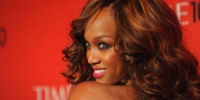 Allí daba consejos de moda y belleza. Foto:vía Getty Images