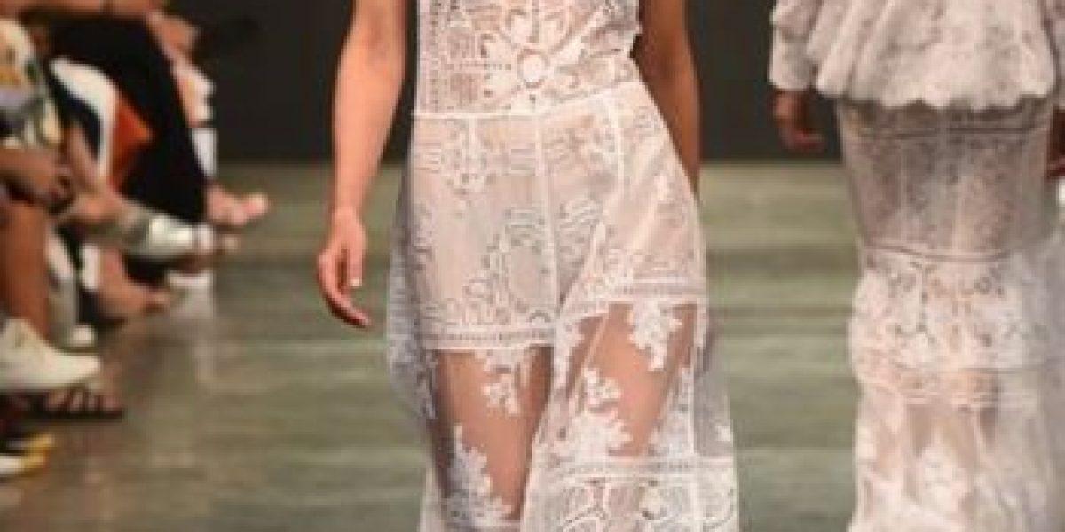 Así fue el incio de la Semana de la Moda en Brasil