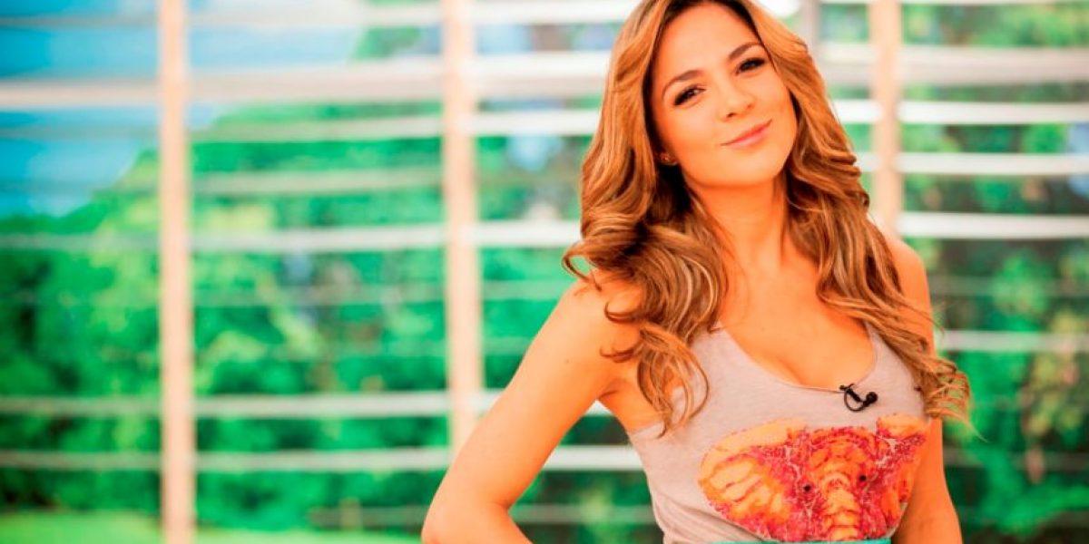 Fotos: así ha cambiado el embarazo a Mabel Cartagena