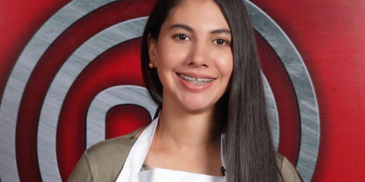 Ingrid Gómez, exparticipante de MasterChef, se cortó el pelo por una buena causa