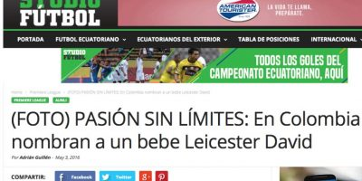 Foto:Captura de pantalla Studio Fútbol