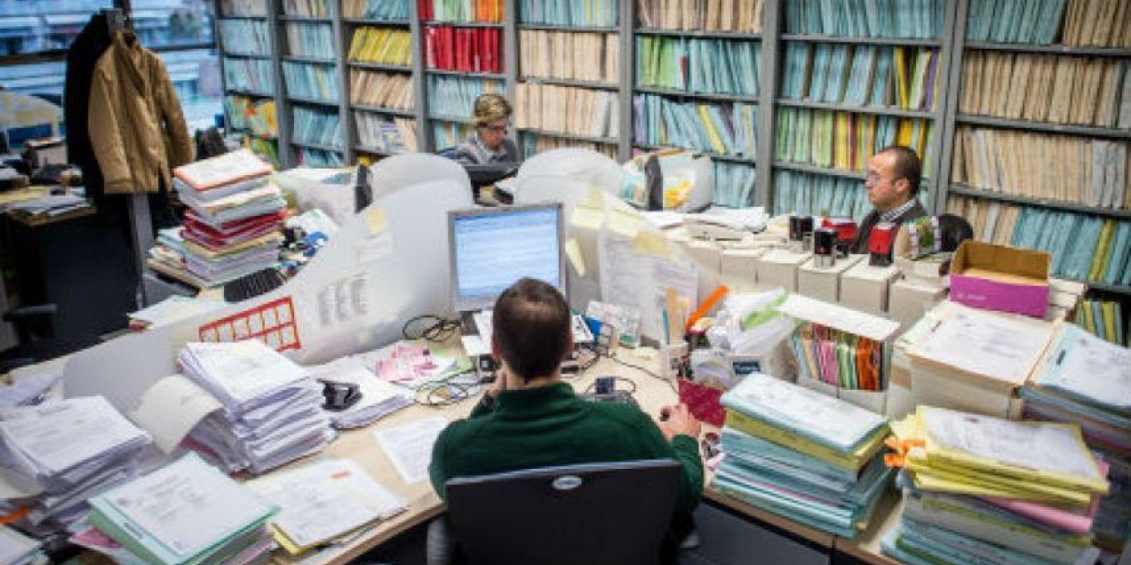 2. Mandar el mail equivocado. Nunca usen el correo de la oficina para temas personales. Foto:Getty Images
