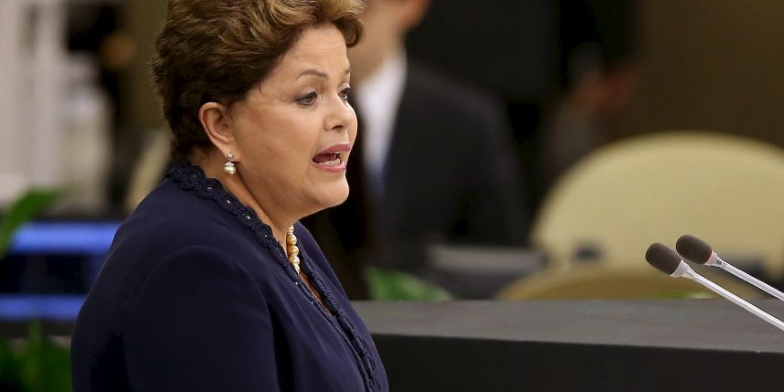 Dilma Rousseff Foto: Getty Images