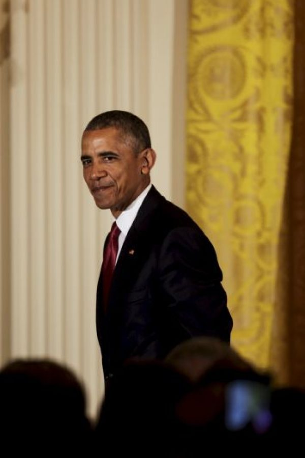 Barack Obama, presidente de Estados Unidos. Foto:Getty Images