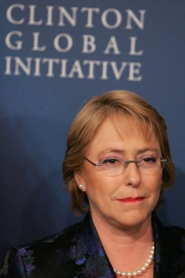 Michelle Bachelet Foto: Getty Images
