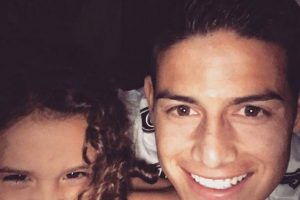Foto: Instagram James Rodríguez