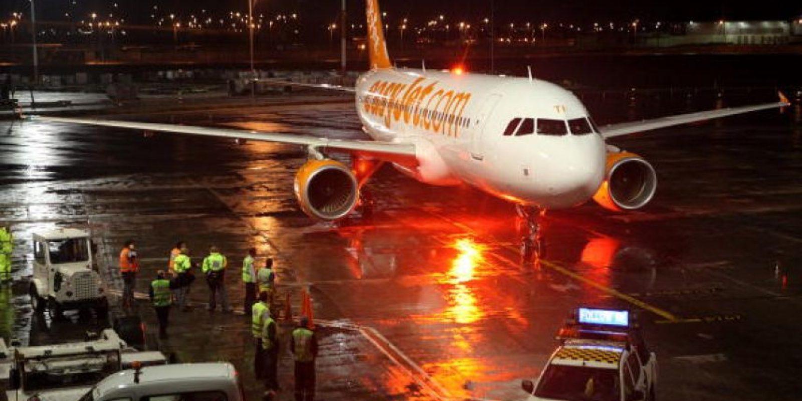 Laolu Opebiyi, de 40 años, fue interceptado por agentes de seguridad tras abordar un vuelo de la compañía EasyJet, que se dirigía de Londres hacia Ámsterdam. Foto:Getty Images
