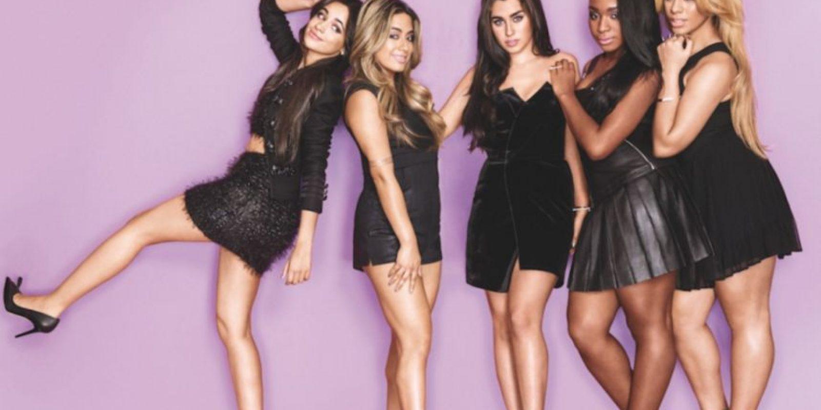 Fifth Harmony Foto:Vía Fifth Harmony