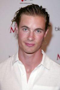 """Este actor. Sí, el que tenía babeando a Anne Hathaway en """"Princess Diaries"""". Erik Von Detten era el patrón masculino de la época. Igh. Foto:vía Getty Images"""