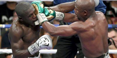 Floyd anunció su retiro el año pasado Foto:Getty Images