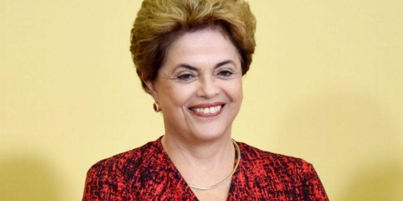 ¿Qué pasará con la mandataria Dilma Rousseff Foto:AFP