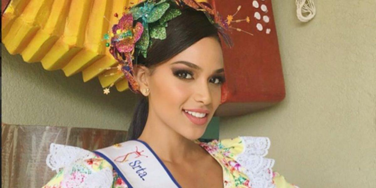La verdad sobre el cuerpo de Andrea Tovar, Señorita Colombia