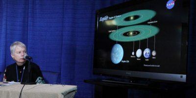 En diciembre de 2011, la NASA anunció que el número de candidatos detectados hasta la fecha ascendía a 2326 Foto:Getty Images