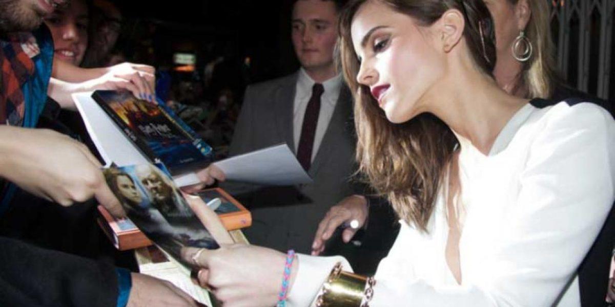 El nombre de Emma Watson también aparece en el Panamá Papers