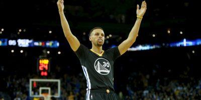 Stephen Curry regresó a las canchas Foto:Getty Images