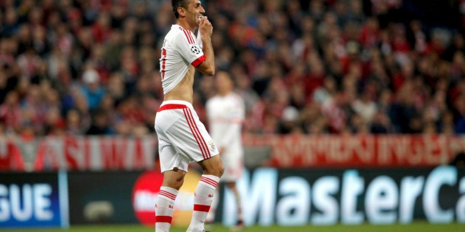4. Jonas Gonçalves Foto:Getty Images
