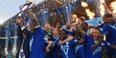 Así celebraron los títulos en Europa: Foto:Getty Images