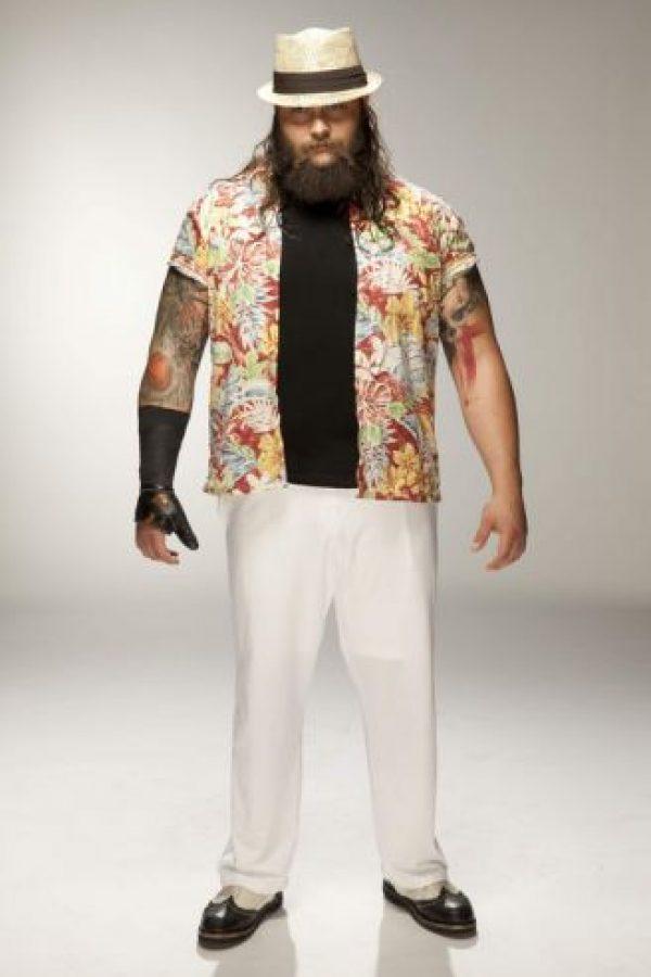 3. Bray Wyatt Foto:WWE