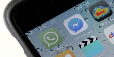 Ya que los mensajes viajan encriptados. Foto:Getty Images