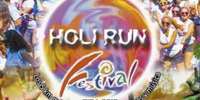 Holi Run Festival es un evento para disfrutar en familia o con amigos en el que el color, la música y la fantasía son los protagonistas Foto:Tomada de la Tiquetera.com