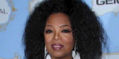 Oprah Winfrey. Foto:vía Getty Images