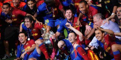 Campeón: Barcelona