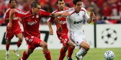 2007: AC Milán vs. Liverpool Foto:Getty Images