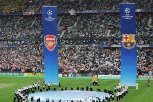2006: Arsenal vs. Barcelona Foto:Getty Images