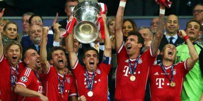 Campeón: Bayern Munich Foto:Getty Images