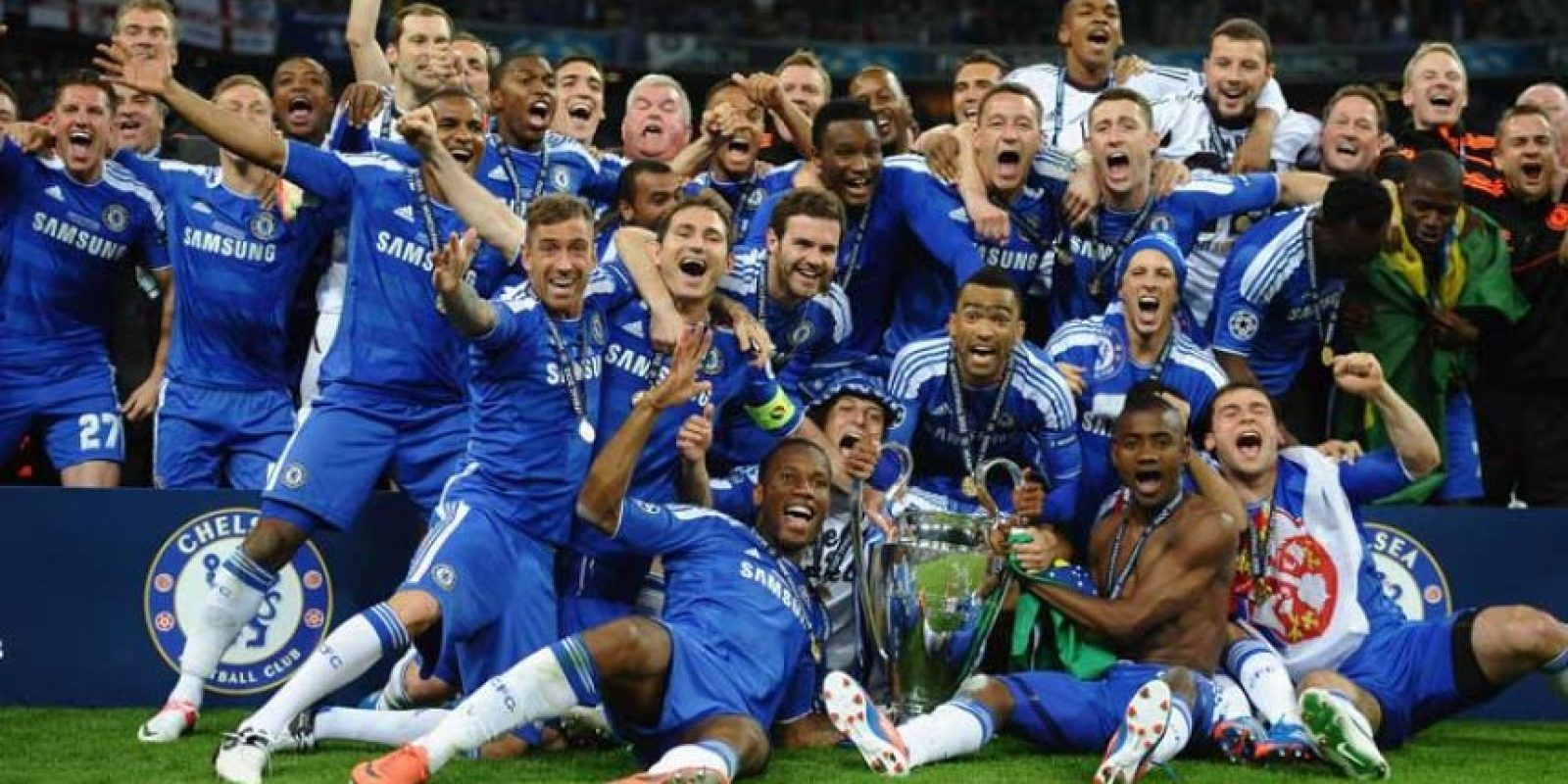 Campeón: Chelsea Foto:Getty Images