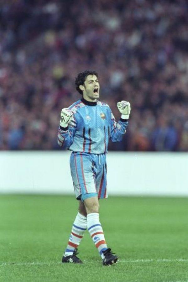Vitor Baia: 5 Foto:Getty Images