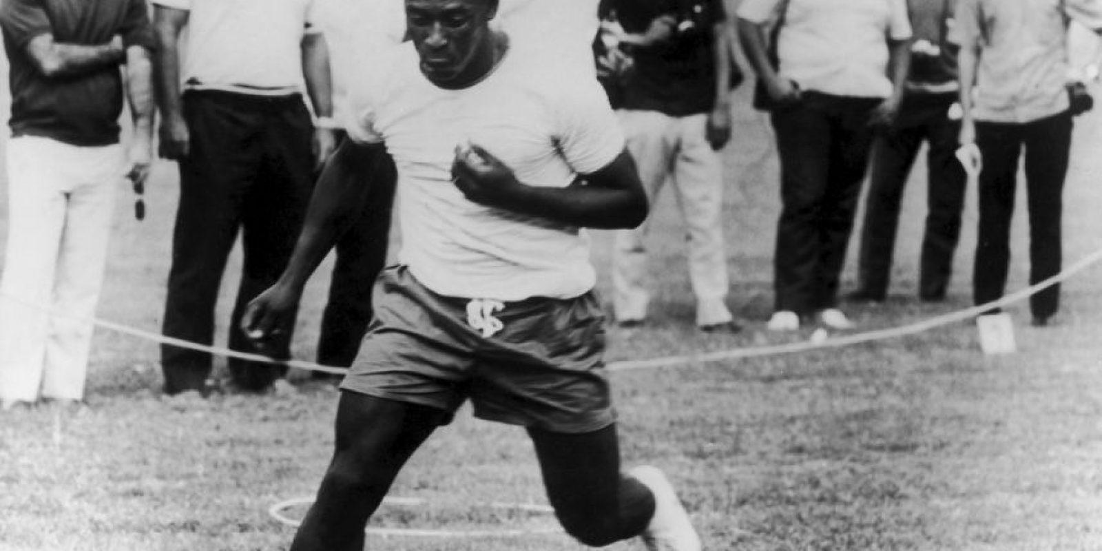 Pelé: 8 Foto:Getty Images