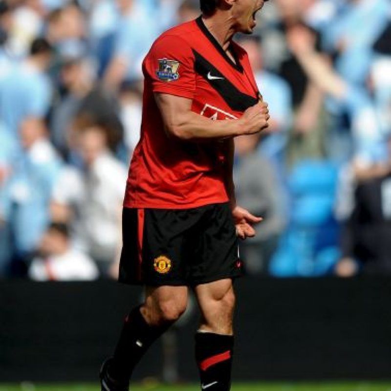 Gary Neville: 4 Foto:Getty Images