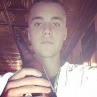 Y mostrando su más reciente look Foto:Vía Instagram/@justinbieber