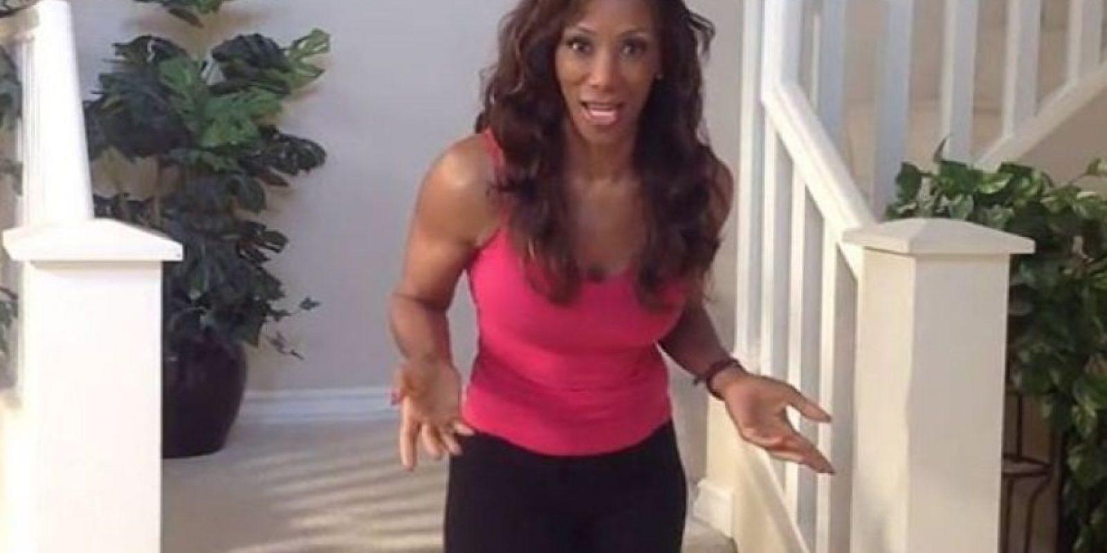 Además de hacer cardio y pesas en el gimnasio, a menudo corre. Foto:instagram.com/wendyidafitness/